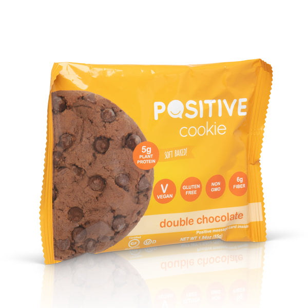 Double Chocolate Cookie - Positive Cookie