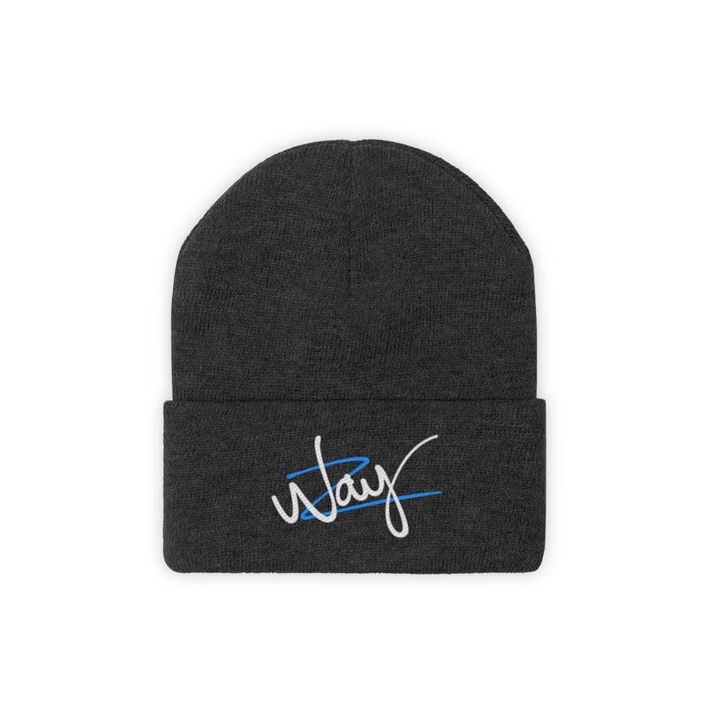 Way-Z Black Beanie