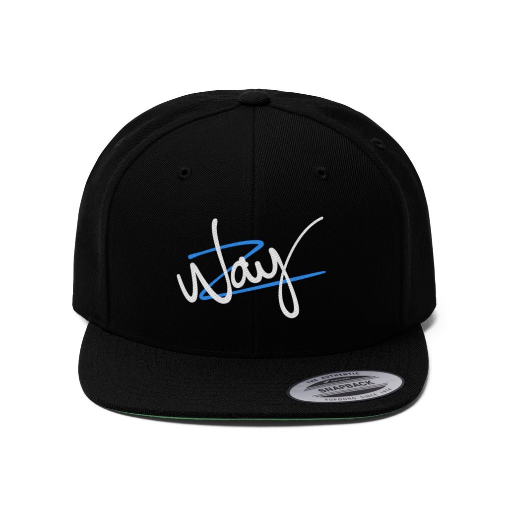 Way-Z Flat Bill Hat