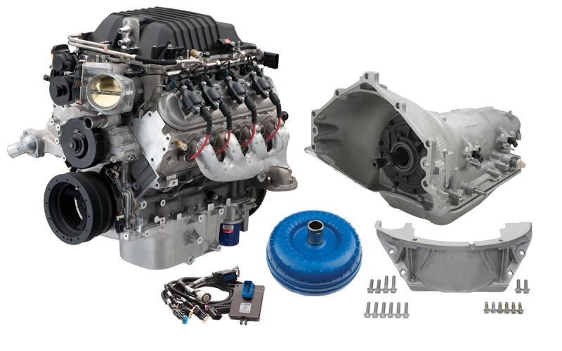 Supercharged LSA 6.2L & 4L85E Transmission - Connect & Cruise System