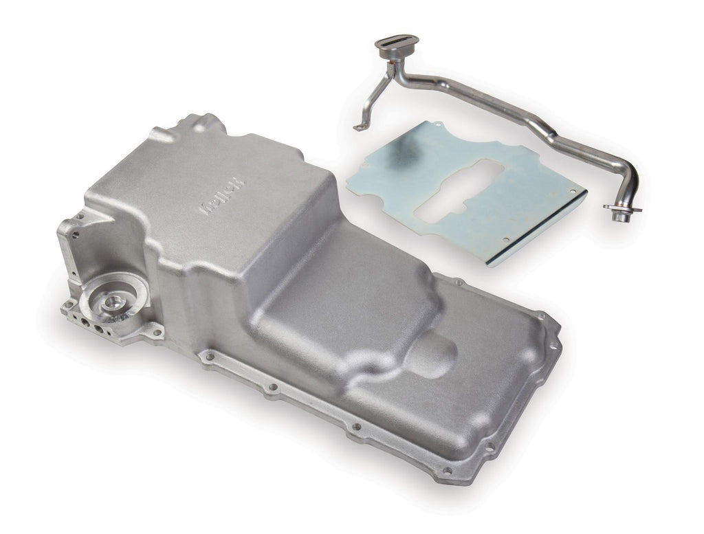 Holley 302-2 LS Swap Oil Pan - Aluminum
