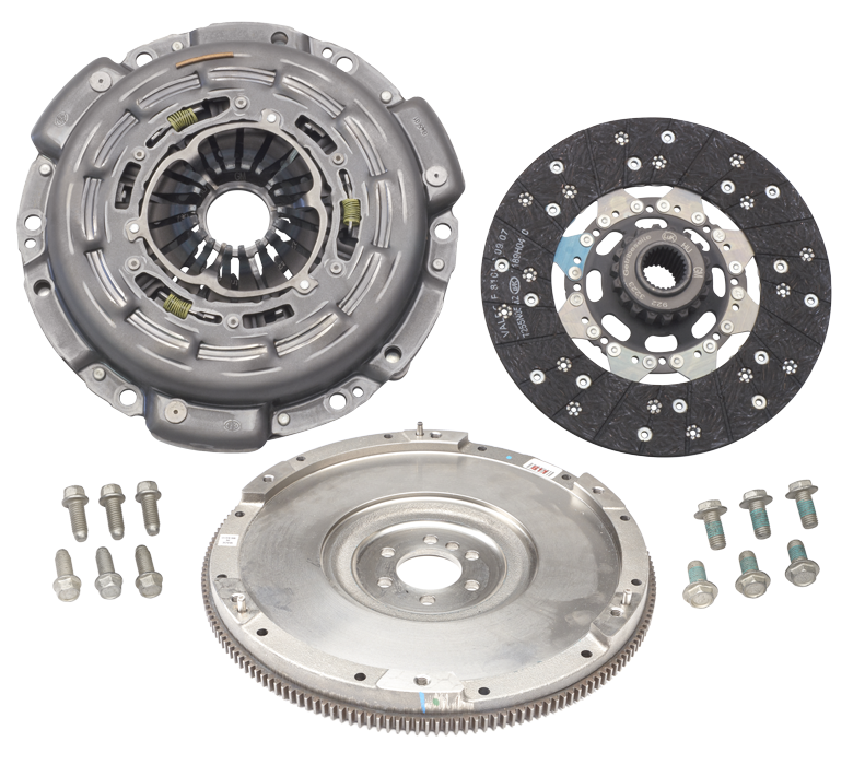 LS7 Clutch & Flywheel Kit w/Hardware - Chevrolet Performance