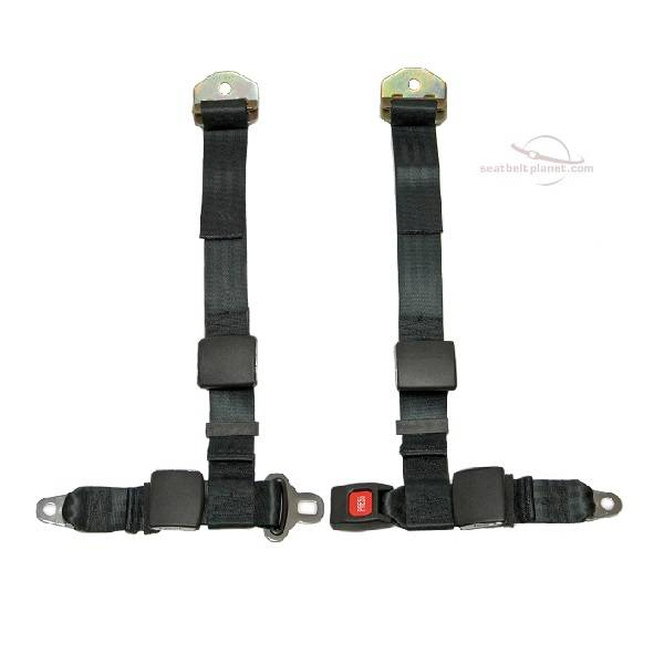 4 Point Pro Touring Harness