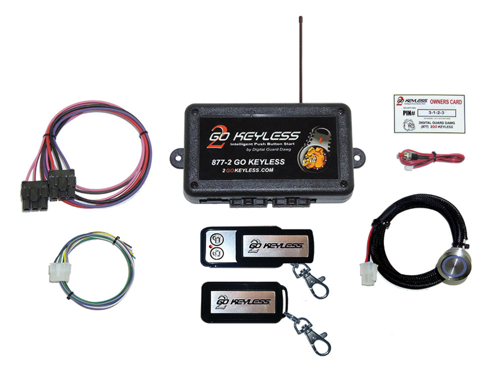 Push Button Start / Remote Entry Kit