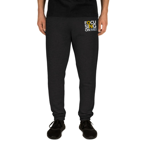Focusing On Me Designz - Yellow - Unisex Joggers