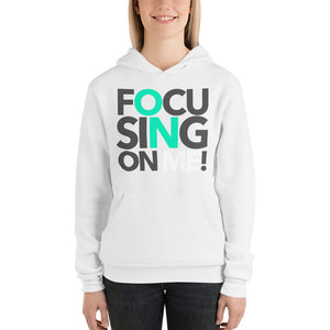 Focusing On Me Designz - Unisex hoodie