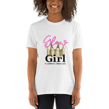 Load image into Gallery viewer, Glow Girl #PositiveVibesOnly - Short-Sleeve Unisex T-Shirt