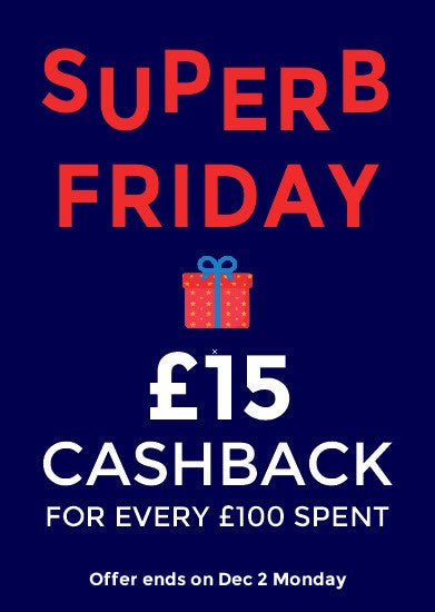 Superb (Black) Friday - Cash Voucher Giveaway