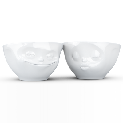 Bowl Set 1 - 200ml - Grinning & Kiss