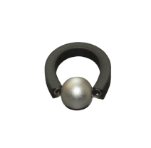 Ball Silver Ring