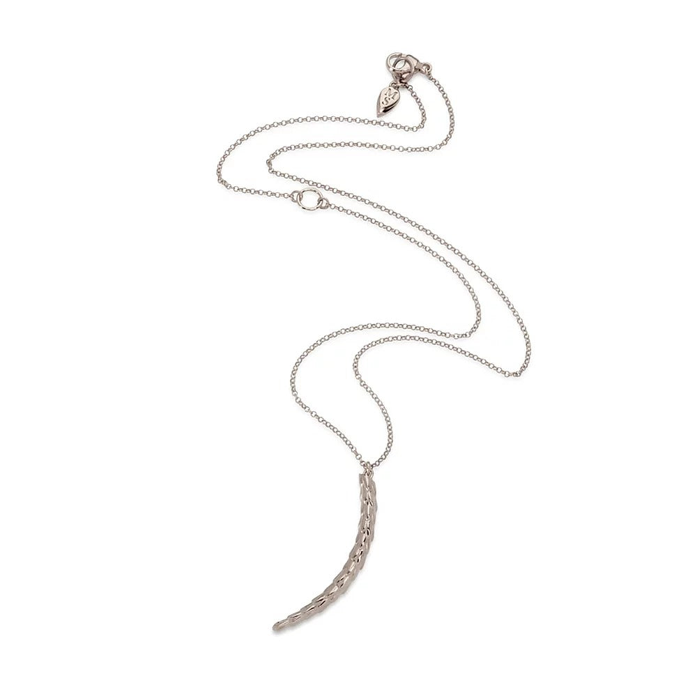 Viper Necklace Silver - Small
