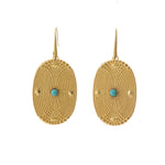Ainee Turquoise Earrings