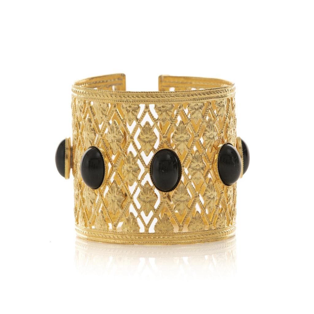 ANTIGONE Bracelet Black - by Darsala