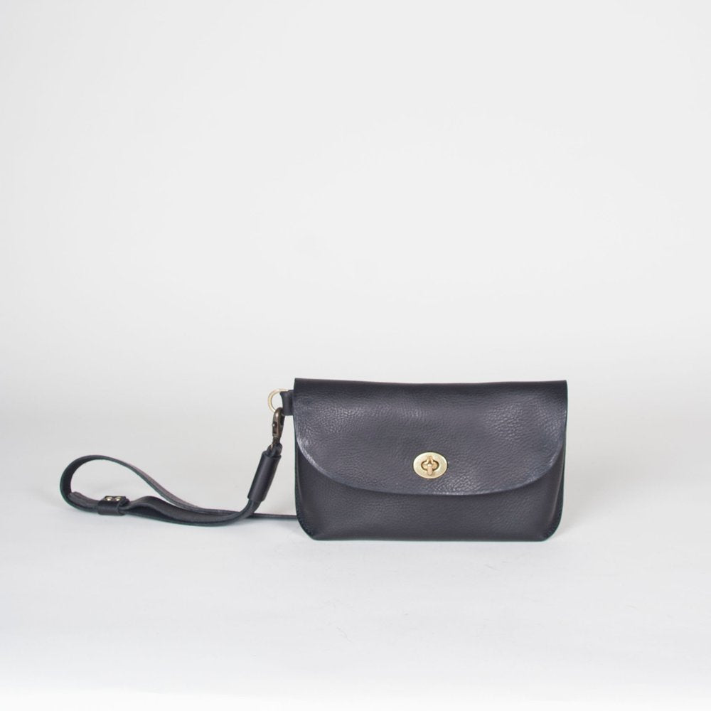 Georgia Bum Bag Black