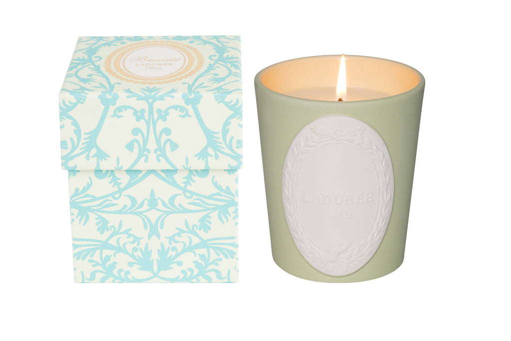 Almond Perfumed Candle