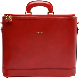 "Laptop bag - Red - 15"" - by Bucklesbury"