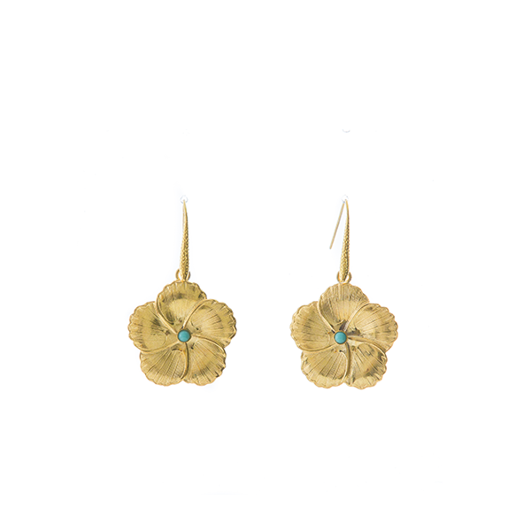 Florine Turquoise Earrings
