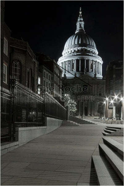 Steps to St Pauls A2 Photo