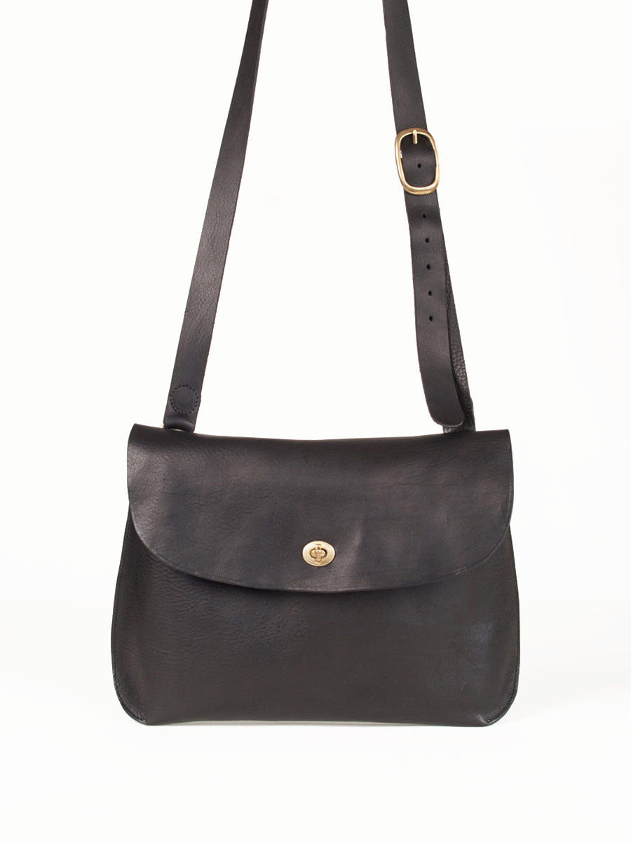 Jenny Shoulder Bag Large Black