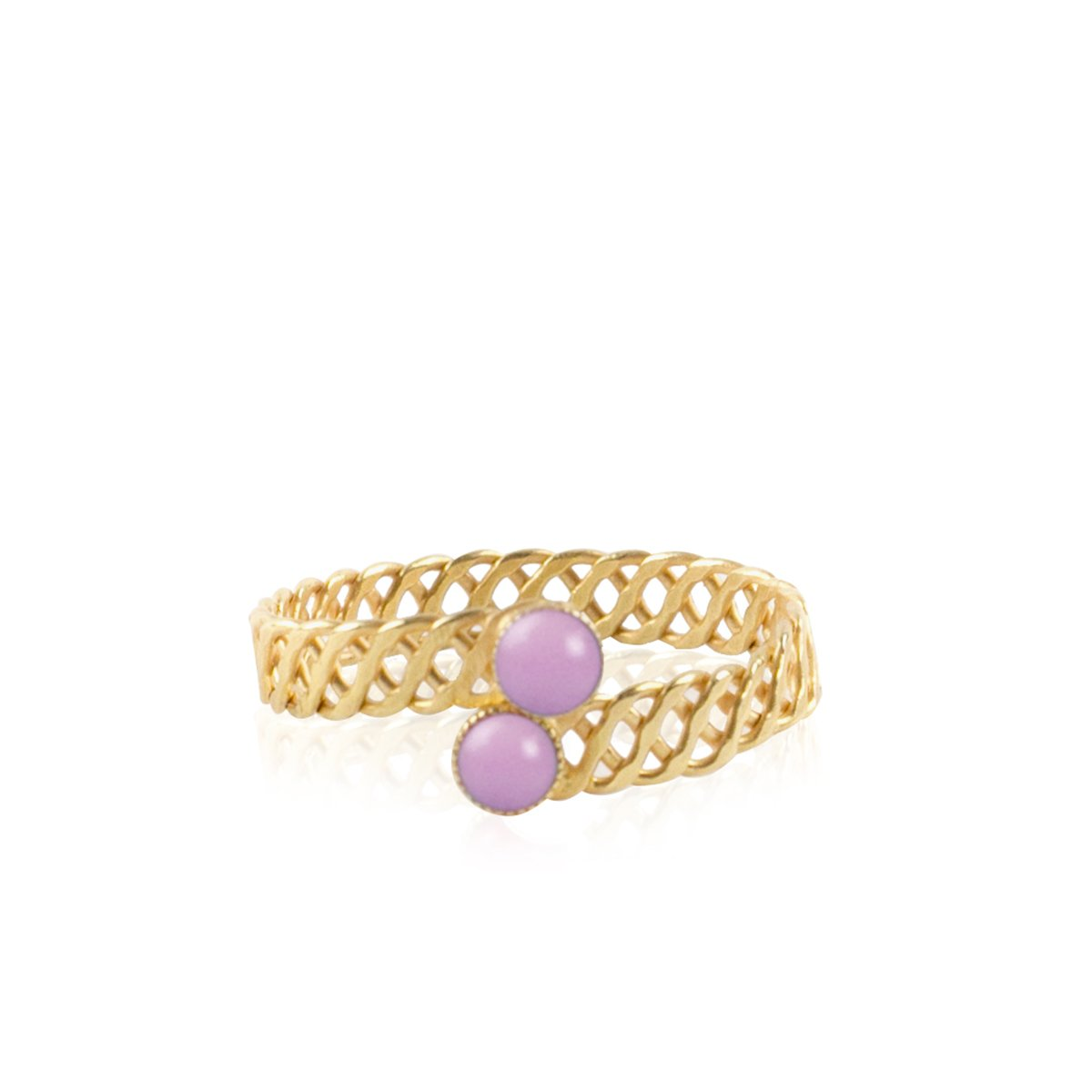 HALLEY Ring Pink