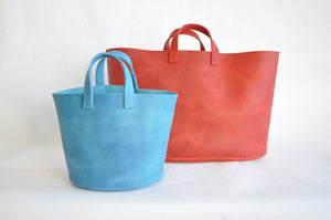 Market Bag Small - Turquoise