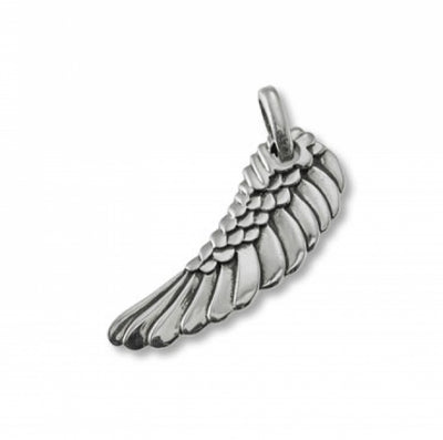 Pendant - Silver Wing
