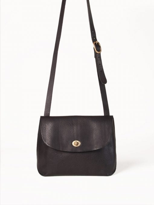 Jenny Shoulder Bag Small Black