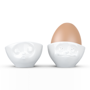 Egg Cup Set Kissing Dreaming