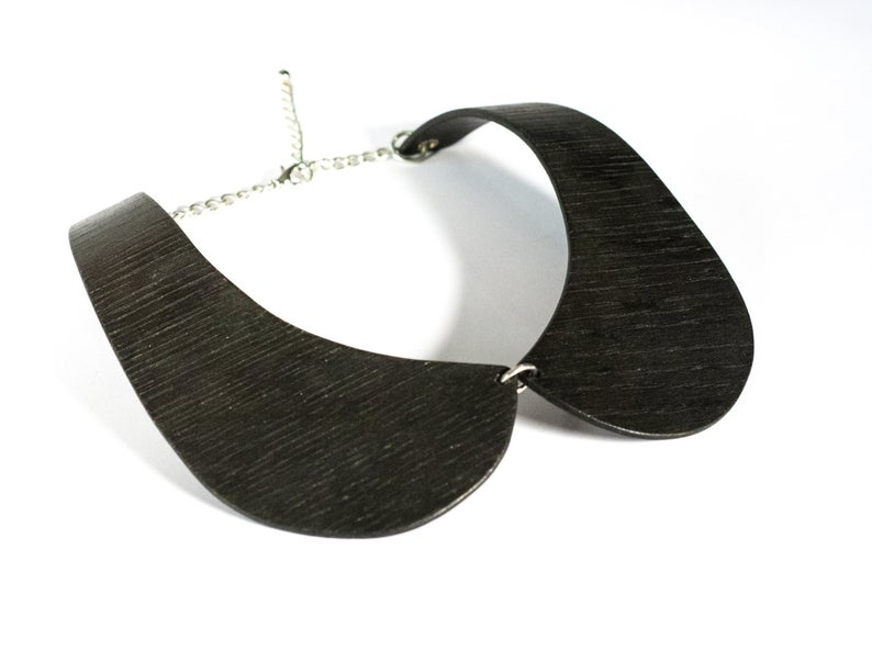 Oak Wood Collar
