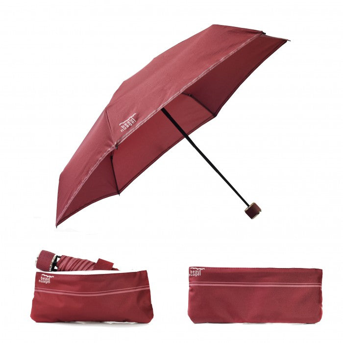 Umbrella Le Mini - Garnet Red