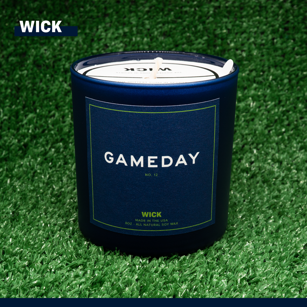 GAMEDAY - NAVY / ELECTRIC GREEN / WHITE - HOME TEAM - WICK SPORTS