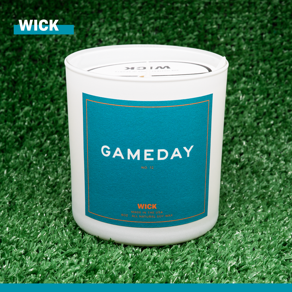 GAMEDAY - TEAL / ORANGE / WHITE - HOME TEAM - WICK SPORTS