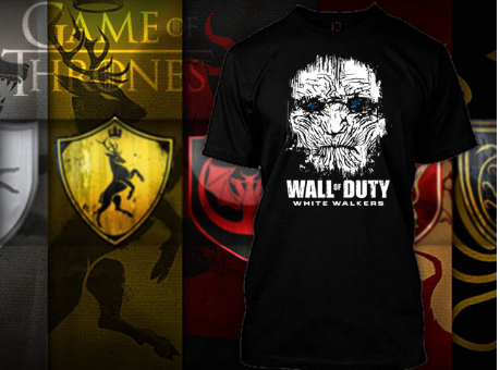 773d1b26f23 (TSGT-055) ΜΠΛΟΥΖΑΚΙ TSHIRT GAME OF THRONES WHITE WALKERS BLACK