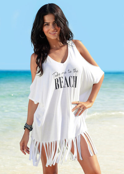 Aria Beach Cover-Up