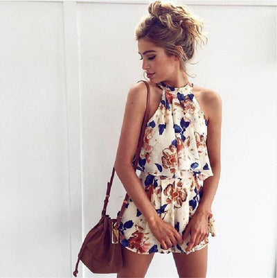 Tori Two-Piece Romper