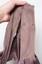 Load image into Gallery viewer, 1940s Mauve Lamé  Gown