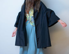 Load image into Gallery viewer, Reserved 1980s Voluminous Evening Coat | Victor Costa
