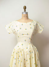 Load image into Gallery viewer, 1950s Ice Cream Print Dress