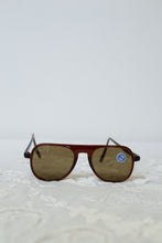 Load image into Gallery viewer, 1940s Brown Aviator Sunglasses by Solarex