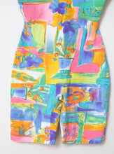 Load image into Gallery viewer, 1990s Fauvist Print Unitard