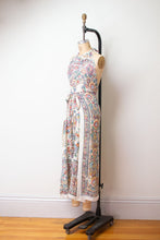 Load image into Gallery viewer, 1970s Indian Cotton Wrap Jumpsuit