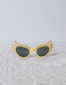 Reserved 1950s Winged Cat Eye Sunglasses