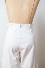 "Load image into Gallery viewer, 1940s Sailor Pants | 28"" Waist"