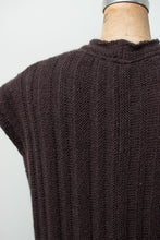 Load image into Gallery viewer, 1970s Brown Knit Dress | Missoni