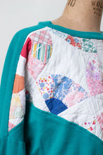 Load image into Gallery viewer, 1990s Patchwork Sweatshirt