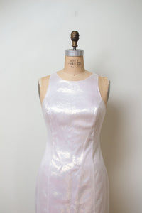 1990s Iridescent Dress | Frances Colon Wearable Energy