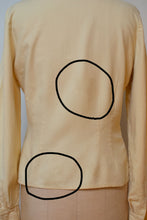 Load image into Gallery viewer, 1940s Lanella Blouse