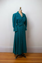 Load image into Gallery viewer, 1980s Jewel Tone Dress | Karen Alexander
