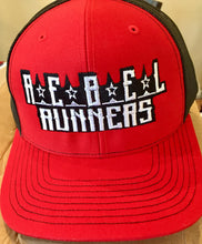 Load image into Gallery viewer, Rebel Runners Curved Brim Sombrero