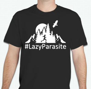 LAZY PARASITE T SHIRT